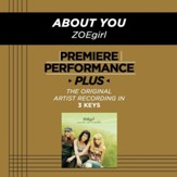 About You (Premiere Performance Plus Track) [Music Download]