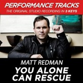 You Alone Can Rescue (High Key Performance Track Without Background Vocals) [Music Download]