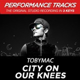 City On Our Knees (Radio Version) (Low Key Performance Track Without Background Vocals) [Music Download]