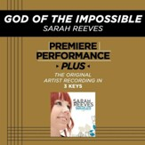 Premiere Performance Plus: God Of The Impossible [Music Download]