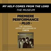My Help Comes From The Lord (Low Key Performance Track Without Background Vocals) [Music Download]