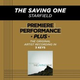 The Saving One (Medium Key Performance Track With Background Vocals) [Music Download]
