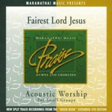 Acoustic Worship: Fairest Lord Jesus [Music Download]