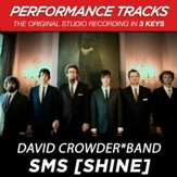 SMS [Shine] (Medium Key Performance Track With Background Vocals) [Music Download]