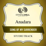 Song of My Surrender (High Key Performance Track Without Background Vocals) [Music Download]