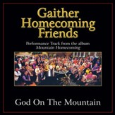 God On the Mountain Performance Tracks [Music Download]