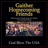 God Bless the U.S.A. (Original Key Performance Track With Background Vocals) [Music Download]