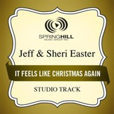 It Feels Like Christmas Again (Medium Key Performance Track Without Background Vocals) [Music Download]