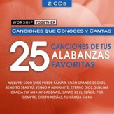 Worship Together: 25 Canciones de Tus Alabanzas Favoritas [Music Download]