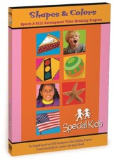 Special Kids Learning Series: Shapes & Colors [Video Download]
