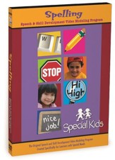 Special Kids Learning Series: Spelling [Video Download]