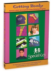 Special Kids Learning Series: Getting Ready [Video Download]