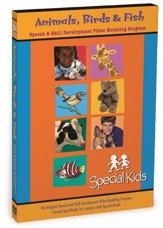 Special Kids Learning Series: Animals, Birds & Fish [Video Download]