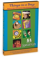 Special Kids Learning Series: Things In a Day [Video Download]