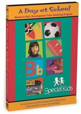 Special Kids Learning Series: A Day  at School [Video Download]