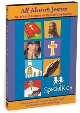Special Kids Learning Series: All About Jesus [Video Download]