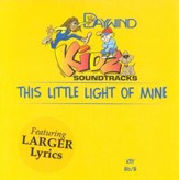 This Little Light of Mine, Accompaniment CD