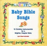 Baby Bible Songs CD