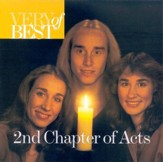 Very Best of 2nd Chapter of Acts CD