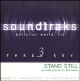 Stand Still, Accompaniment CD