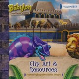 Babylon: Clip Art & Resources CD