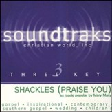 Shackles (Praise You), Accompaniment CD