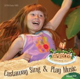 Shipwrecked: Castaway Sing & Play Music CD - Slightly Imperfect