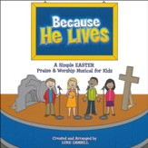 Because He Lives, Listening CD