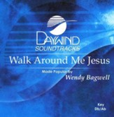 Walk Around Me Jesus, Accompaniment CD