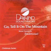 Go, Tell It On The Mountain, Accompaniment CD