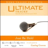 Just Be Held (Medium Key Performance Track with Background Vocals) [Music Download]