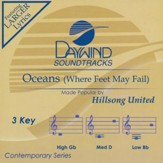 Oceans (Where Feet May Fail), Acc CD