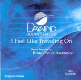 I Feel Like Traveling On, Accompaniment CD