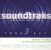 Mighty To Save, Accompaniment CD