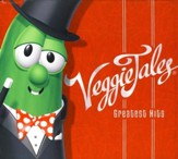 VeggieTales Music: Greatest Hits CD