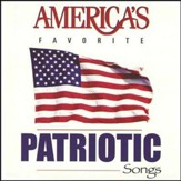America's Favorite Patriotic Songs, Compact Disc [CD]