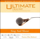 Sing And Shout (Demonstration Version) [Music Download]