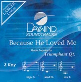 Because He Loved Me [Music Download]