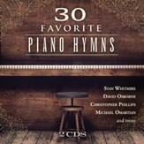 30 Favorite Piano Hymns