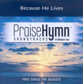 Because He Lives, Accompaniment CD