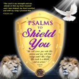 Psalms to Shield You, CD