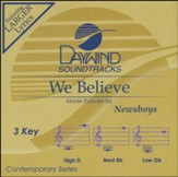 We Believe, Acc CD
