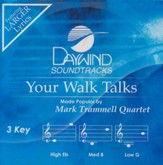 Your Walk Talks, Acc CD