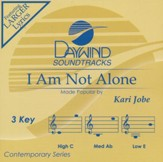 I Am Not Alone, Accompaniment CD