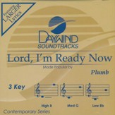 Lord, I'm Ready Now, Accompaniment CD