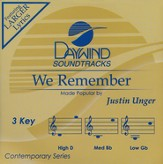 We Remember, Acc CD