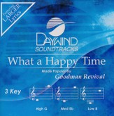 What A Happy Time, Acc CD