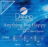 Anything But Happy, Acc CD