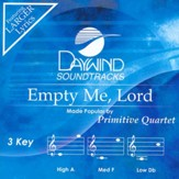 Empty Me Lord, Accompaniment Track