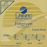Forgiven, Accompaniment Track